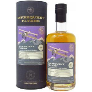 Cameronbridge Infrequent Flyers Single Cask Batch 24 Anys 1995