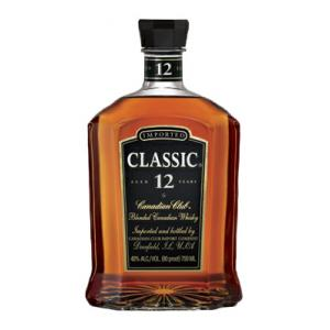 Canadian Club Classic 12 Year old
