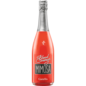 Canella Mimosa di Blood Orange Cocktail