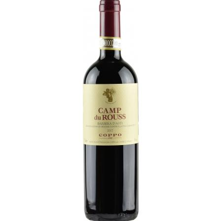 Cantine Coppo Camp du Rouss Barbera d'Asti 2017