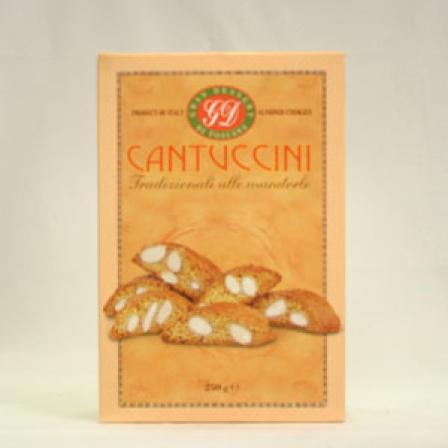 Cantuccini aux amandes biscuits traditionnels 250g