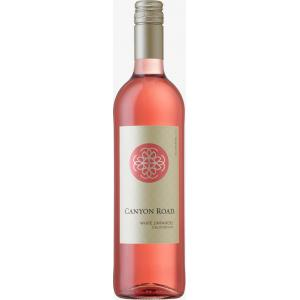 Canyon Road Winery White Zinfandel 2018