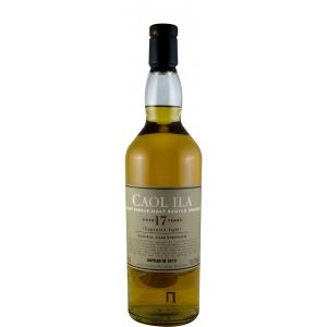 Caol Ila 17 Years Unpeated