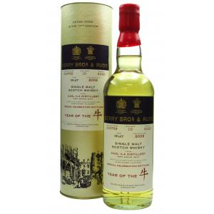 Caol Ila Berry Bros. & Rudd Single Cask 10 Year old 2009