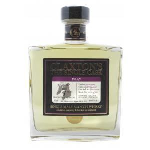 Caol Ila Claxton's Single Cask 7 Anys 2012