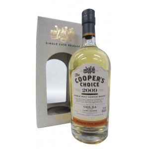 Caol Ila Coopers Choice Single Cask 8 Year old 2009