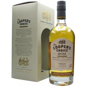 Caol Ila Coopers Choice Single Cask 8 Year old 2012