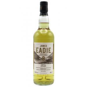 Caol Ila James Eadie Small Batch Release 8 Year old