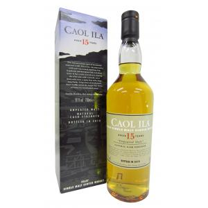Caol Ila Special Release Unpeated Style 15 Year old 2018