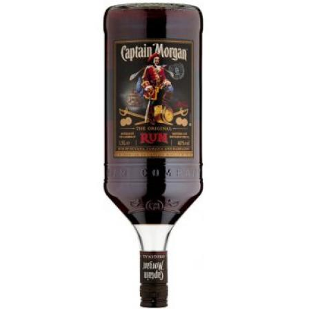 Captain Morgan Black Label 1.5L