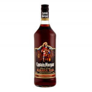 Captain Morgan Black Label 1L