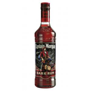 Captain Morgan Black Label Dark Rum