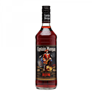 Captain Morgan Black Price Mark
