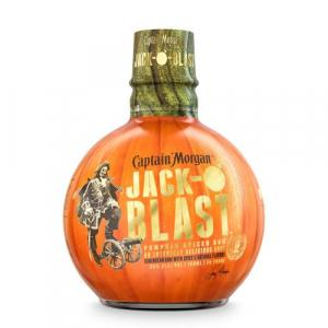 Captain Morgan Jack O-Blast