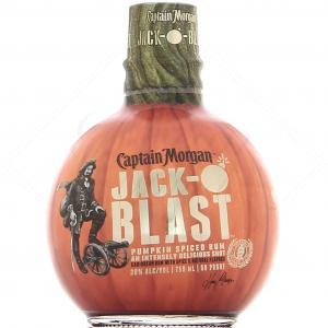 Captain Morgan Jack O'blast 75cl