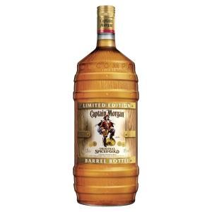 Captain Morgan Original Spiced Gold Barrel Bottle 1.5L