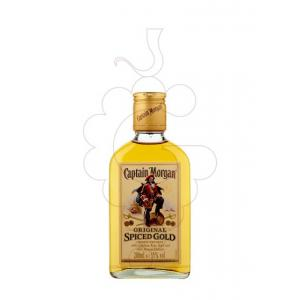 Captain Morgan Original Spiced Gold Petaca 200ml