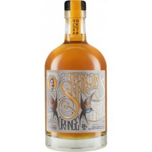 Captn Webb's Two Swallows Orange and Ginger Spiced Rum 50cl