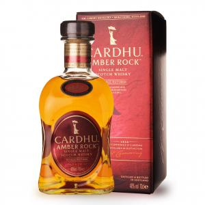 Cardhu Amber Rock Single Malts