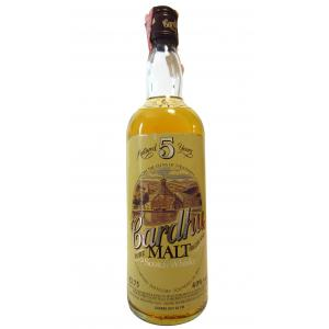Cardhu Pure Highland Malt 5 Year old 75cl