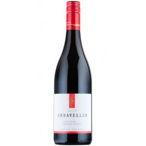 Carrick Unravelled Pinot Noir Winery 2018