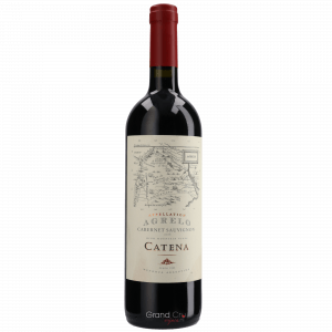 Catena Zapata Cabernet Appellations Agrelo 2016