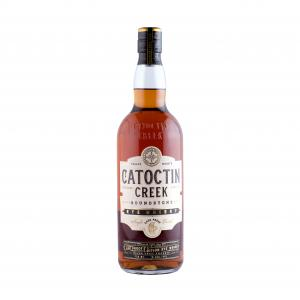 Catoctin Creek Roundstone Rye Cask Proof Whisky