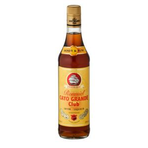 Cayo Grande Club Ron Miel (Honey Rum)