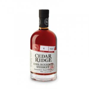 Cedar Ridge Iowa Port Cask Finish