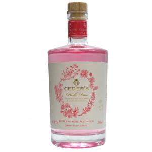 Ceders Pink Rose Non Alcoholic Spirits 50cl