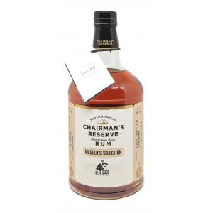 Chairman's Reserve Master Selection Private Bottling 8 Ans 2012