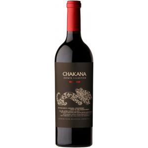 Chakana Estate Selection Red Blend Malbec Cabernet Sauvignon & Cabernet Franc 2016