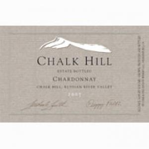Chalk Hill Estate Chardonnay 2007
