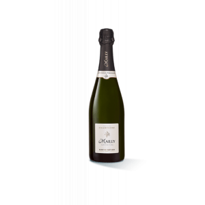 Champagne Mailly Nv Blanc de Pinot Noir Composition Parcellaire Brut