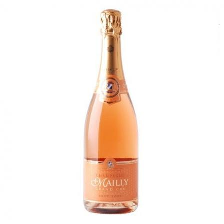 Champagne Mailly Nv Brut Rosé Grand Cru