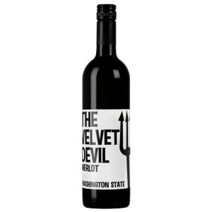 Charles Smith The Velvet Devil Merlot 2016