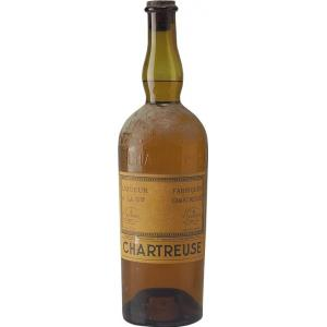 Chartreuse Jaune Period 1936 To 1941 Old Bottling 3L 1930