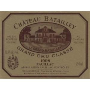 Château Batailley 1996