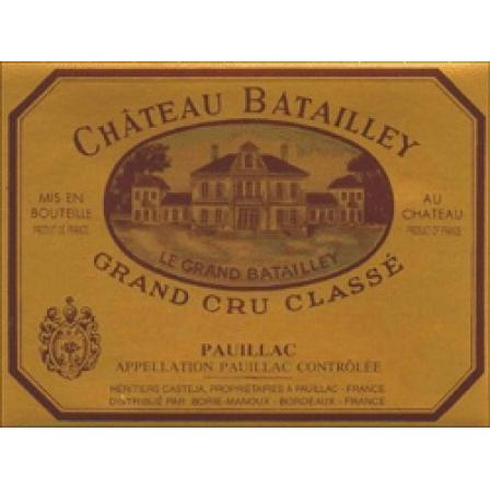 Château Batailley 1967