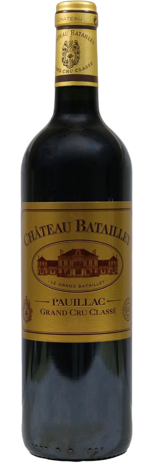 Buy ch teau batailley pauillac 2006 at uvinum for Buy chateaubriand