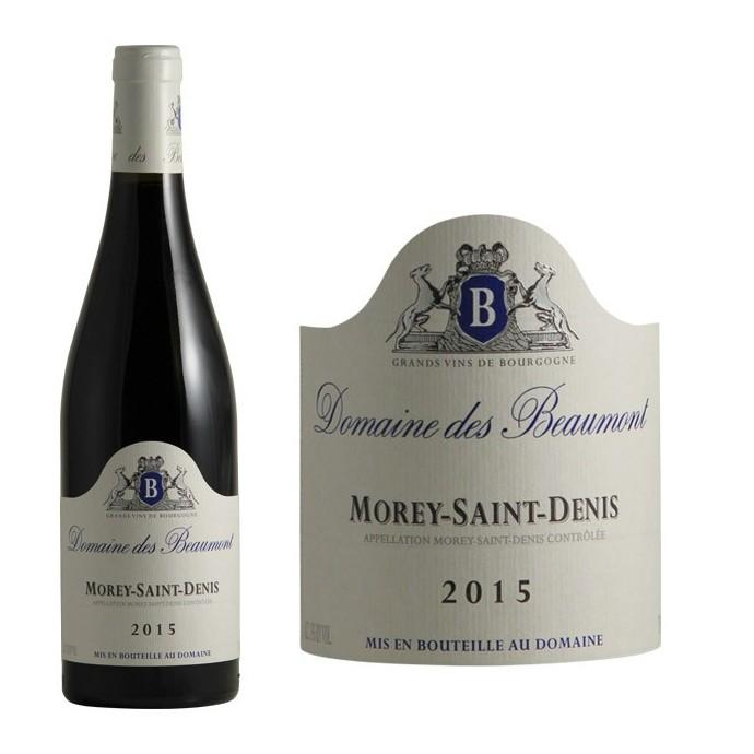 Ch teau beaumont morey saint denis 2015 wine red for Chateau beaumont