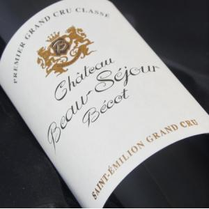 2006 Château Beausejour-Becot