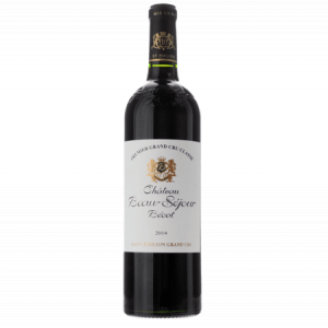 Château Beausejour-Becot 2015