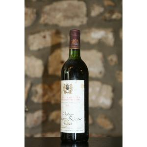 Chateau Beausejour Becot 1978
