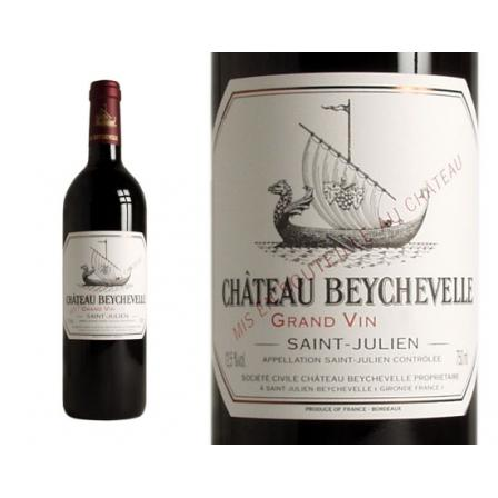 Château Beychevelle 2001
