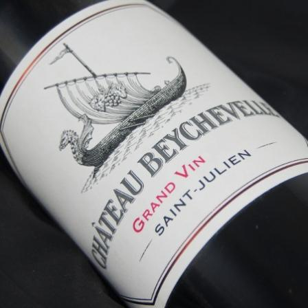 Château Beychevelle Imperial 1986