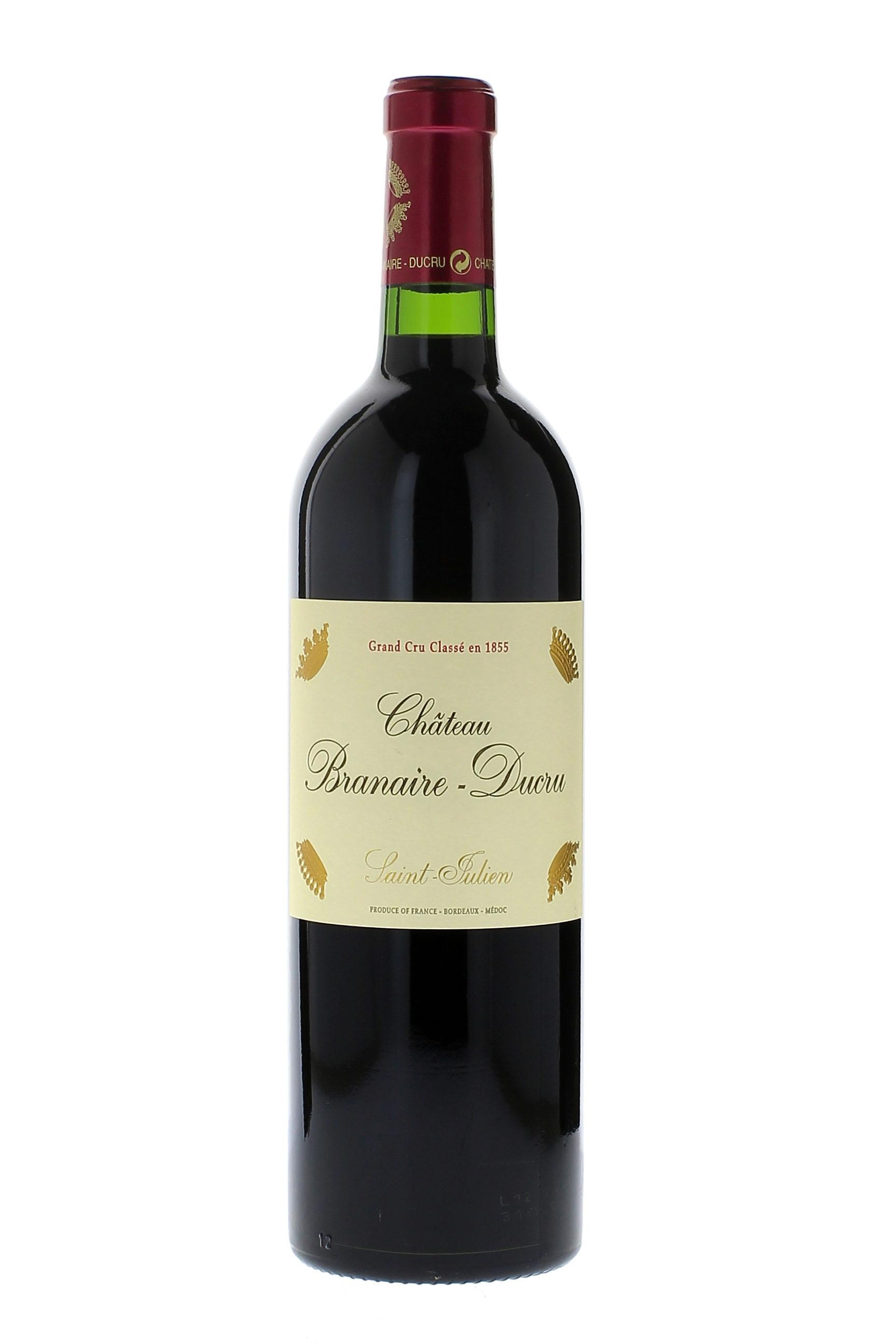 Buy 1999 ch teau branaire ducru for Buy chateaubriand