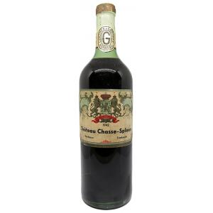 Château Chasse-Spleen 1942