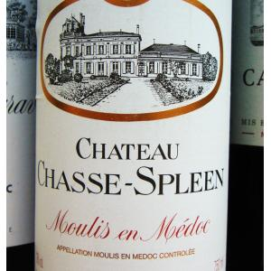 Château Chasse-Spleen 1986