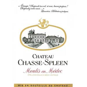 Château Chasse Spleen 1982